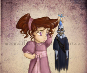 disney, hercules, and princess image