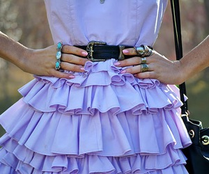 belt, classic, and girl image