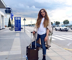 airport and fashion image