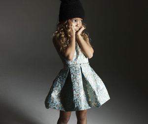adorable, kids, and dress image