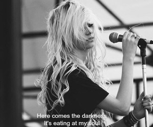 bands, Taylor Momsen, and the pretty reckless image