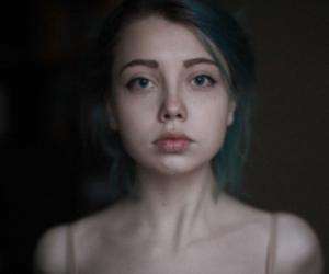 alternative, blue hair, and sheidlina image