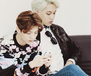 exo, jongin, and exol image