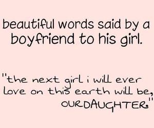 love, quote, and boyfriend image