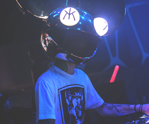 deadmau5, electronica, and music image