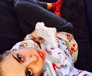 miley cyrus, personal, and instagram image