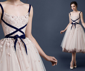 dress, beautiful, and paolo sebastian image