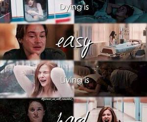 if i stay, book, and the fault in our stars image