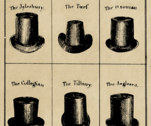 hats, tophat, and top hat image