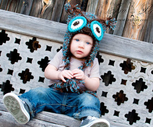 babies, toddlers, and blue image
