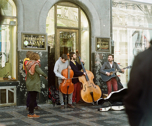 music and street image