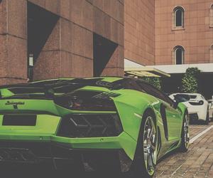 car, damn, and green image