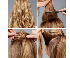 diy, perfect, and hairstyle image