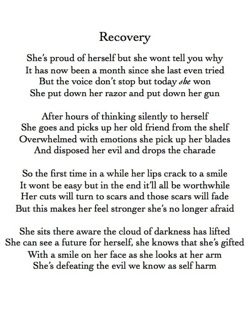 teenage poems tumblr - Bing Images on We Heart It