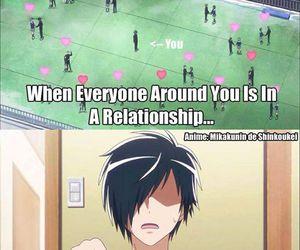 anime and Relationship image