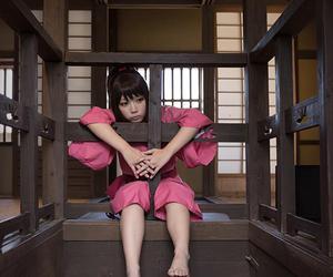 spirited away and chihiro ogino image