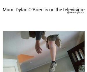 dylan o'brien, teen, and tv image