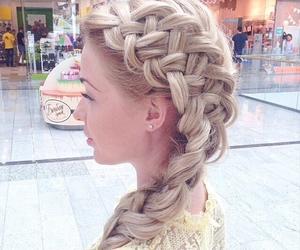 blonde