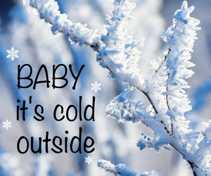 cold and snowflake image