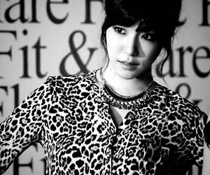 beauty, tiffany hwang, and girls generation image