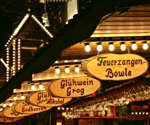 christmas and weihnachtsmarkt image