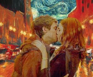newyork, paris, and romantic image
