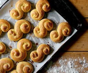 bread, christmas, and swedish image