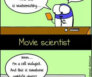 biology, movie, and reality image