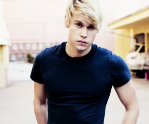 chord overstreet, glee, and boy image