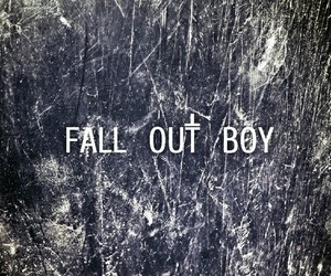 fall out boy, grunge, and indie image
