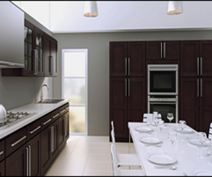 kitchen cabinets, rta cabinets, and shaker cabinets image