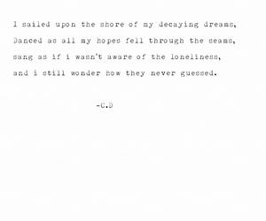 like it, mine, and poem image