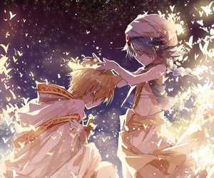 magi, anime, and alibaba image