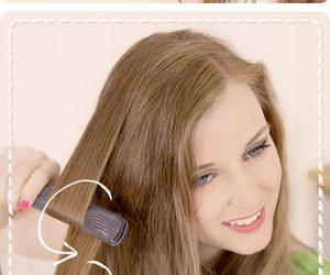 tutorial, hair, and diy image