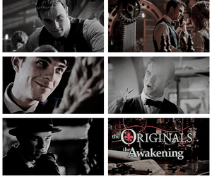 The Originals, nathaniel buzolic, and kol mikaelson image
