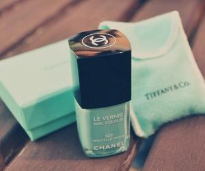 chanel, tiffany, and nails image