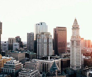 photography, city, and cityscape image