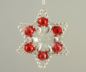 beaded, christmas, and crafts image