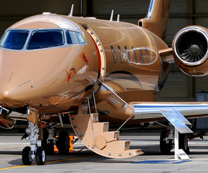 luxury and plane image