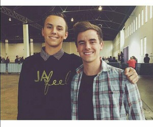 connor franta, troye sivan, and youtube image