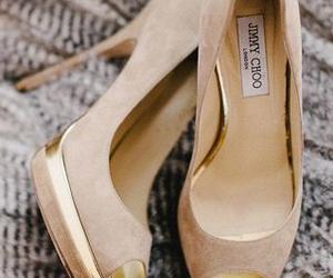 beige, elegant, and heels image