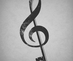 music and music note image