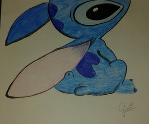 art, stich, and drawin image
