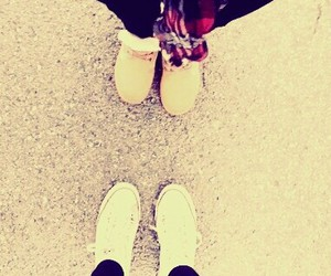 friendship and shoes image