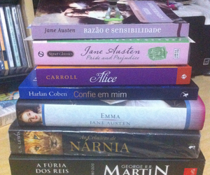 jane austen, reading, and book image