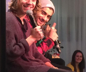 Harry Styles, zayn malik, and one direction image