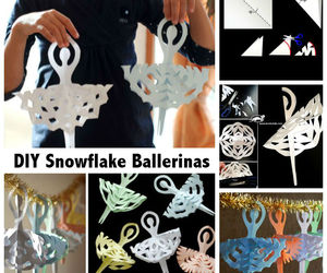 ballerinas and diy image