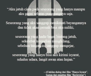 quotes, sad, and cinta image