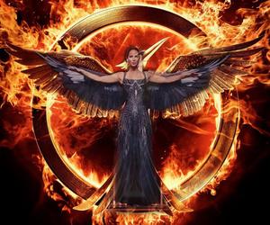 amazing, katniss, and mockingjay image