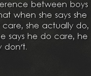 boy, care, and love image